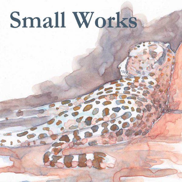 Small works by Alison Nicholls