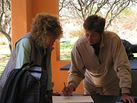 Art Safari, South Africa, Africa Geographic, Alison Nicholls