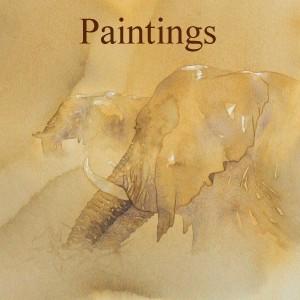 Paintings by Alison Nicholls