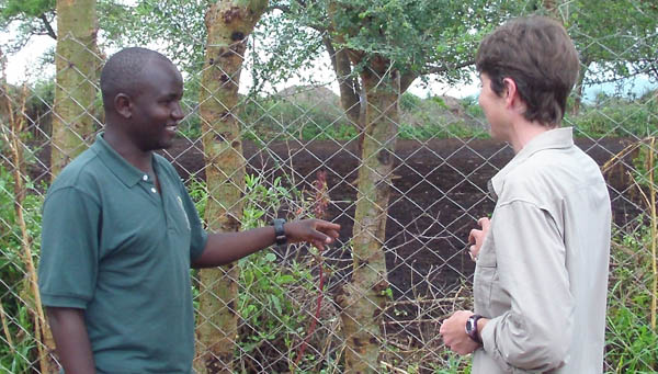 Kisimir, Nicholls, Living Wall, Tanzania