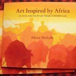 Alison Nicholls' new Book featuring Art from Tanzania