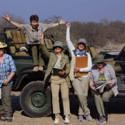 Another successful game drive