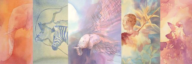 New Limited Edition Giclées by Alison Nicholls