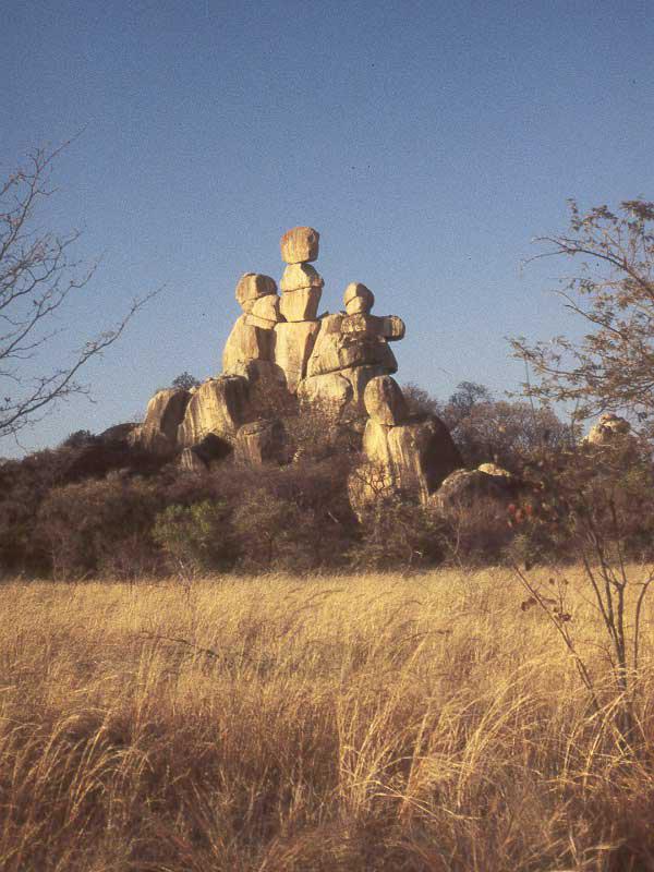 Matopos, Zimbabwe photo by Alison Nicholls